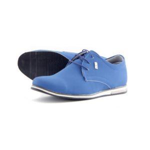 Tamboga Basket homme   2110 Bleu Bleu - Chaussures Basket Homme