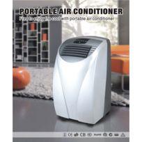 Klaiser - Mx120 Climatiseur Mobile Reversible 12000 Btu / 3500W Puissant - Couleur Blanc