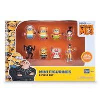 MTW TOYS - MINIONS - Coffret de figurines 8pcs - 20017