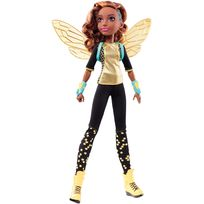 Dc Super Hero Girl - Poupée Dc Girls Bumble Bee - Dlt66