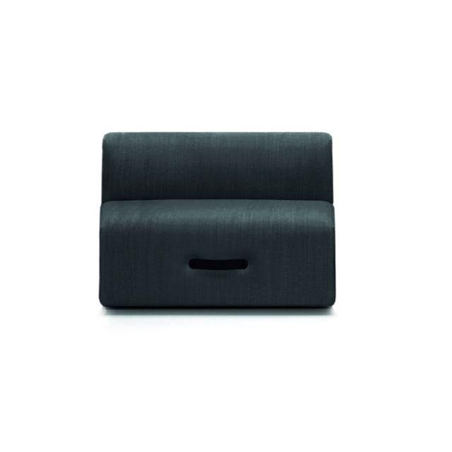 Conmoto Miami Sofa Standardmodul - gris clair