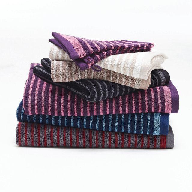 tex home lot de 2 gants de toilette eponge bio pas. Black Bedroom Furniture Sets. Home Design Ideas