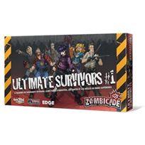 Guillotine Games - Zombicide - Ultimate Survivors 1