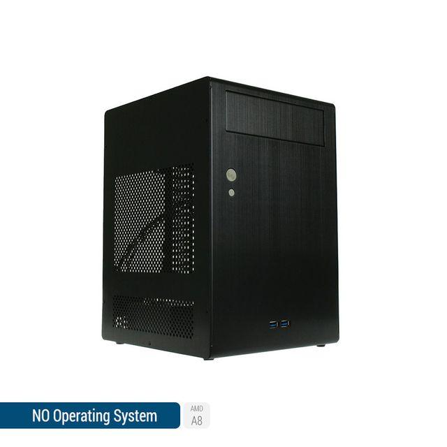 SEDATECH PC Gamer, AMD A8, Radeon R7, 250Go SSD, 1To HDD, 16 Go RAM, sans OS. Ref: UCM6550I3V