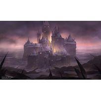 Artists Of Magic - Artistes de Magic Premium tapis de jeu : Dark Castle autographié par l'artiste John Avon
