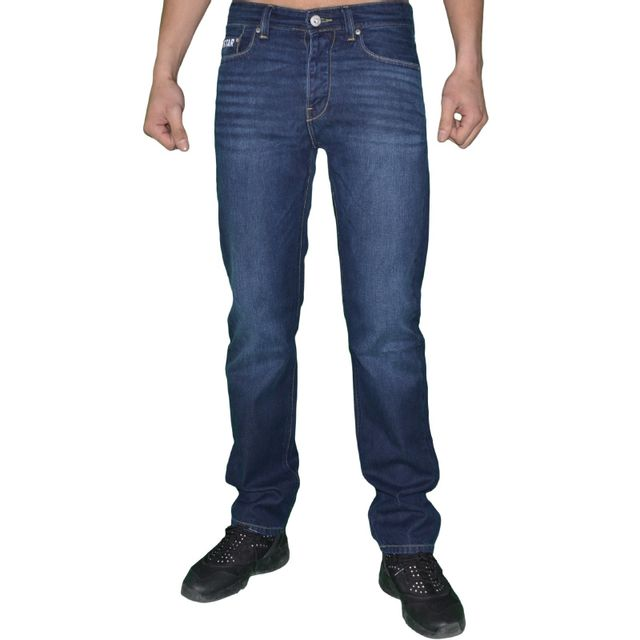 G-star Raw - G Star Raw - Jean - Homme - New Radar Straight - Bleu ... 76548efbcede