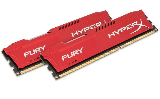 Hyperx Fury Red 8Go 2x4Go, Hyper X Pc14900 1866MHz Cl10