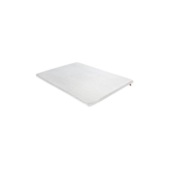 Epeda Sur-matelas 140x190 - Garnissage 100% latex - Moelleux - Latex