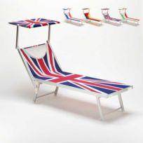 Beach And Garden Design - Bain de Soleil Professionnel en Aluminiu