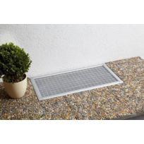 Empasa - Protection pour Grille de Fenêtre de Sous-sol Premium - Inox L115 x H060 cm à découper soi-même
