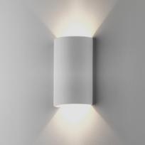 Astro Lighting - Applique Serifos H22 cm en plâtre - Blanc