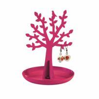 Ego Design - Porte bijoux design arbre rose