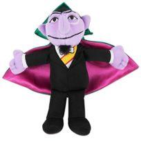Gund - Sesame Street Count Von Count Bean Bag: 7'' Doll