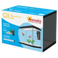 Animalis - Aquarium Gill Équipé Parme - 15L