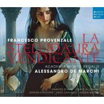 Deutsche Harmonia Mu - Francesco Provenzale - La stellidaura vendicante, opéra en 3 actes Boitier cristal
