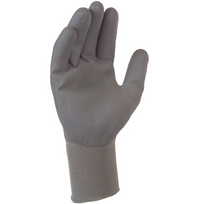 Paire de gants Nym15PUG gris Singer taille 10