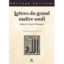 Albouraq - Lettres du grand maître soufi