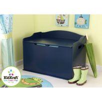 Kidkraft - Coffre à jouets Austin bleu