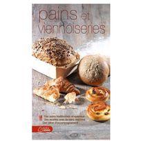 EDITIONS SAEP - livre de recettes - pains et viennoiseries