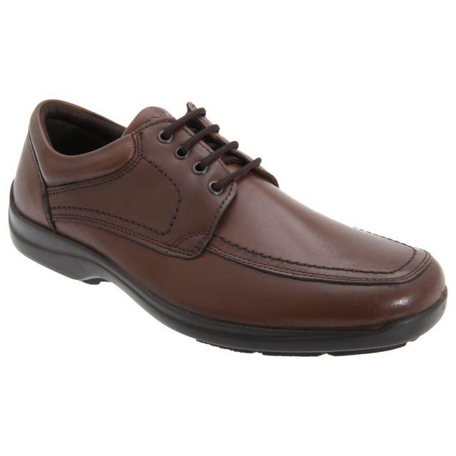 Imac Chaussures de ville - Homme 40 Eur, Marron Utdf612