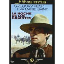 Warner Bros Entertainment - La Noche De Los Gigantes IMPORT Espagnol, IMPORT Dvd - Edition simple