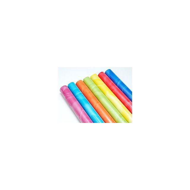 Rouleau Papier Cadeau Uni 2m Coloris Assortis Qualité