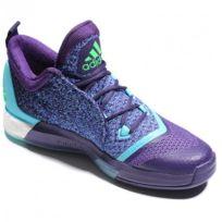 low priced 60da5 ddfef Adidas originals - Chaussures CrazyLight Boost 2.5 Bleu Basketball Homme  Adidas