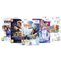 Autre - Pack 5 Jeux Musicaux - Wii