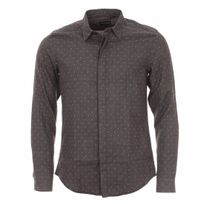f6a473f714524 Chemise a pois homme - Achat Chemise a pois homme pas cher - Soldes ...