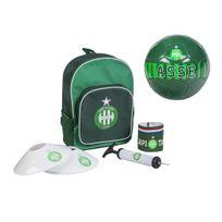 Made In Sport - Kit Football As Saint-etienne Vert