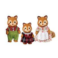 SYLVANIAN FAMILIES - Famille Panda roux - 5215