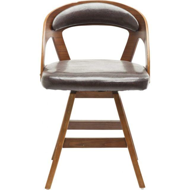 Karedesign Chaise Manhattan bois Kare Design