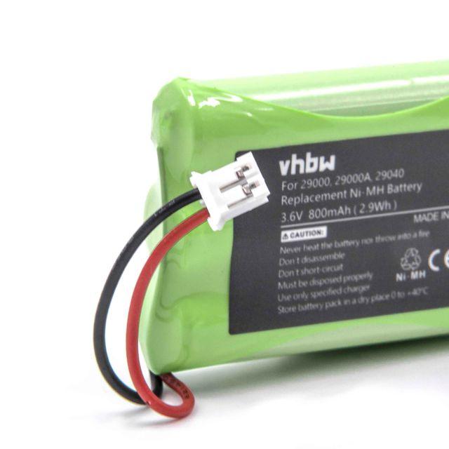 Motorola MBP30 moniteur bébé compatible batterie rechargeable 3.6V