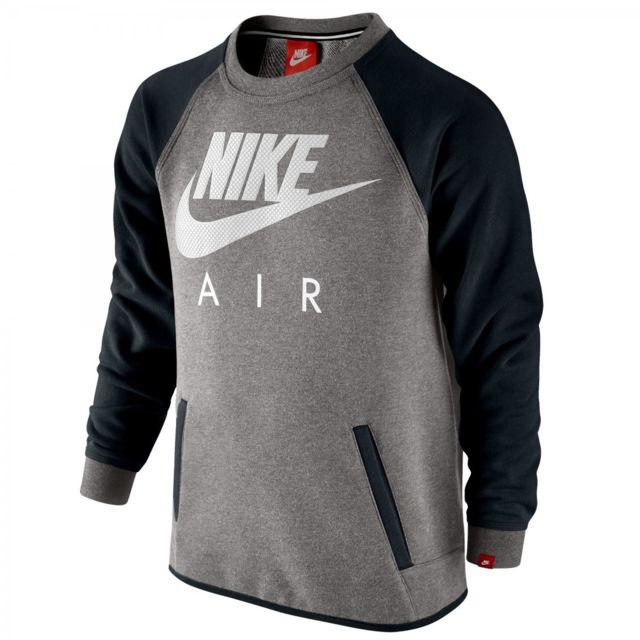 Pas French Junior 728208 064 Cher Terry Nike Crew Sweat Air EBXxwyq8Z