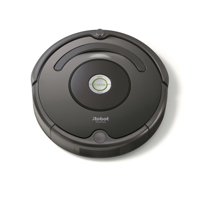roomba aspirateur robot 676 noir achat aspirateur robot. Black Bedroom Furniture Sets. Home Design Ideas