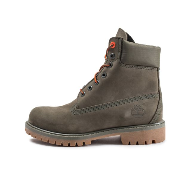 timberland homme 6 inch noir