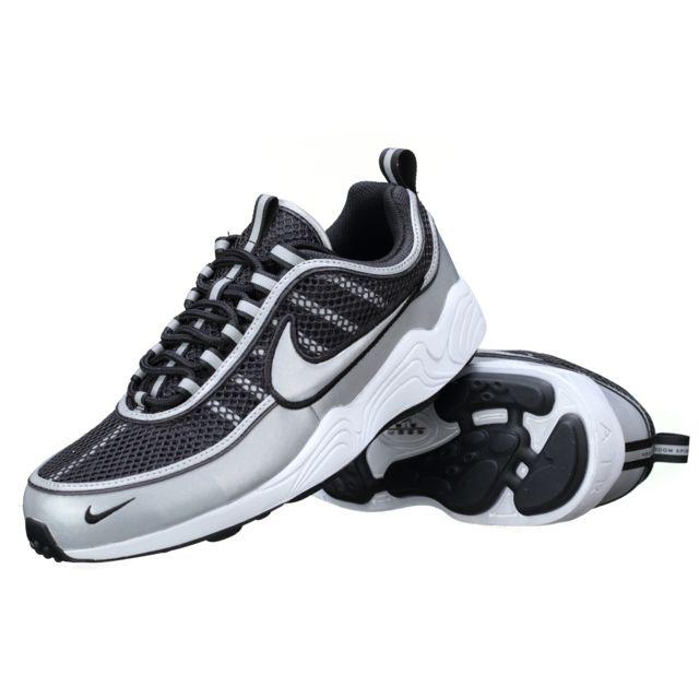 info for a0e50 c9893 Nike - Basket Nike Air Zoom Spiridon 16 926955 - 003 Noirsilver