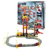 Touslescadeaux - Circuit de Voitures miniatures enfant - Garage City