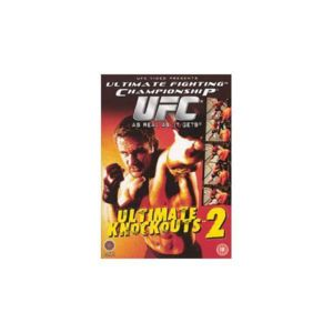 Fight Dvd - Ultimate Fighting Championship - Ultimate Knockouts 2 Import anglais