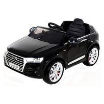 Happy Garden - Voiture électrique Audi Q7 - noir