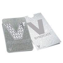 """V Syndicate Grinder Card - Carte grinder """"V Givre"""