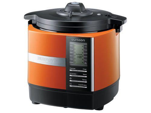 Oursson Multicuiseur à haute pression Versatility Mp5005PSD/OR
