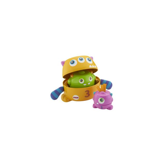Fisher Price Mes monstres gigognes