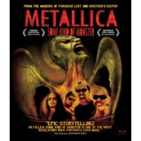 Mercury - Metallica - Some kind of monster Blu-ray