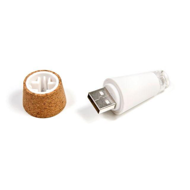 suckuk bouchon avec lumi re bottle light pas cher achat vente servir conserver. Black Bedroom Furniture Sets. Home Design Ideas