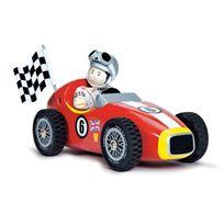 Le Toy Van - Pilote de course rouge