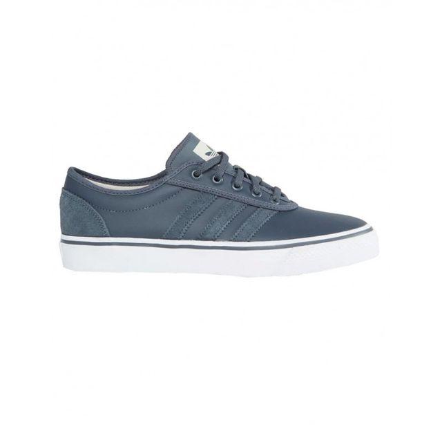 Adidas Chaussures Adi Ease Blue Titane pas cher Achat
