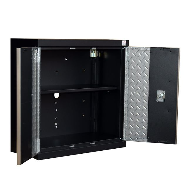 armoire metallique garage armoire mtal hiba with armoire. Black Bedroom Furniture Sets. Home Design Ideas