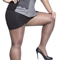 Adrian - Kiara Collant Noir grande taille