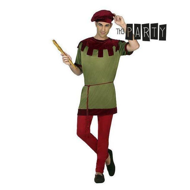 Marque Generique - Déguisement pour homme Troubadour - Costume médiéval pas  cher 9cec54934a2a